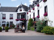 Pitlochry, Moulin Hotel, Perthshire © Graham Hogg